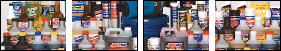 AMSOIL Complete Product Listing