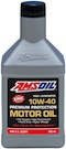 10W-40 Synthetic Premium Protection Motor Oil (AMO)