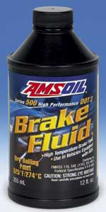 Series 500 High-Performance DOT 3 Brake Fluid (BF3)